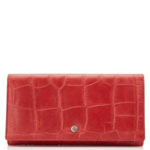 Castelijn & Beerens Cocco RFID Dames Portemonnee Rood 3386