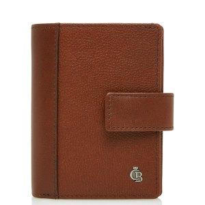 Castelijn & Beerens Vivo RFID Creditcard Etui Cognac 0856