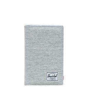 Herschel Search RFID Portemonnee Light Grey Crosshatch