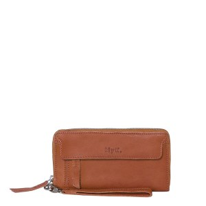 MyK Spendit Purse Caramel