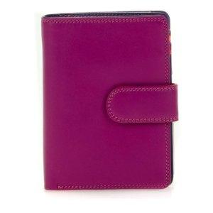 Mywalit Medium Snap Wallet Portemonnee Sangria Multi