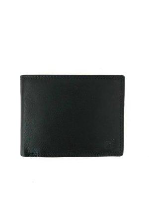 DD-Exclusive - Luxe Heren Portemonne Billfold Echt Leer | RFID - anti skim