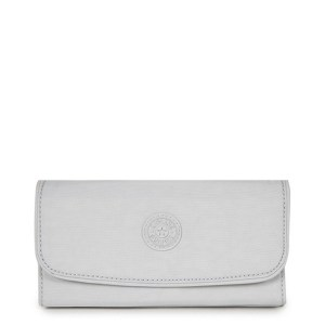 Kipling Money Land Portemonnee Curiosity Grey