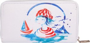 AnemosS - Lighthouse Girl - Dames Portemonnee - Portefeuille