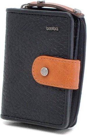 Berba Dames portemonnee Chamonix Leer - zwart