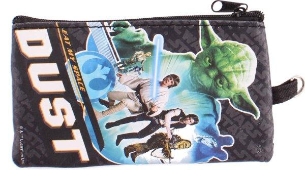 Disney Portemonnee Star Wars 14 Cm Zwart