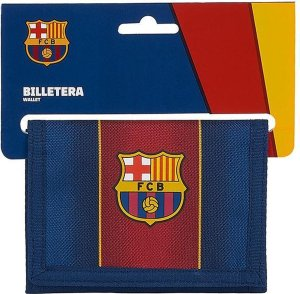 FC Barcelona Portemonnee Barca - 12.5 x 9.5 cm - Multi