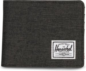 Herschel Supply Co. Roy Portemonnee - RFID - Black Crosshatch