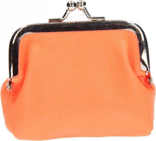 Lg-imports Portemonnee Junior 9 X 8 Cm Polyester Oranje