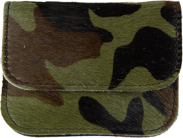 Little stingy wallet camouflage pony ( vacht)