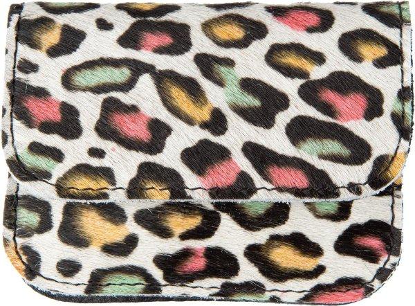 Little stingy wallet cheetah pony ( vacht)