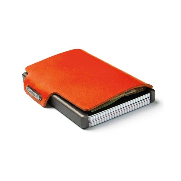 Mondraghi RFID Wallet The Original Oranje