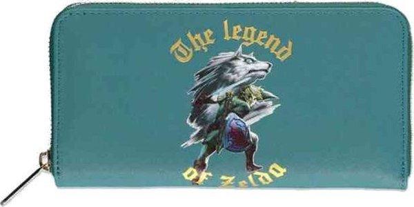 Nintendo Zelda Dames portemonnee The Legend Of Zelda Zwart