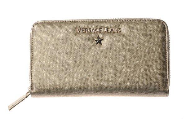 Versace Jeans - Linea N Dis. 3 - large ZA - dames portemonnee - goud