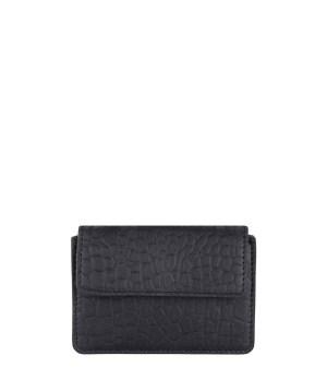 Cowboysbag X Bobbie Bodt Wallet Peridot Croco Black