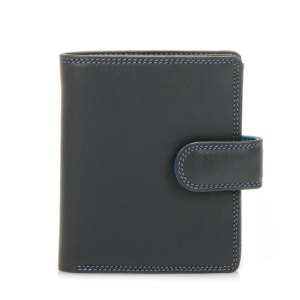 Mywalit Tri-Fold Tab Wallet Portemonnee Smokey Grey