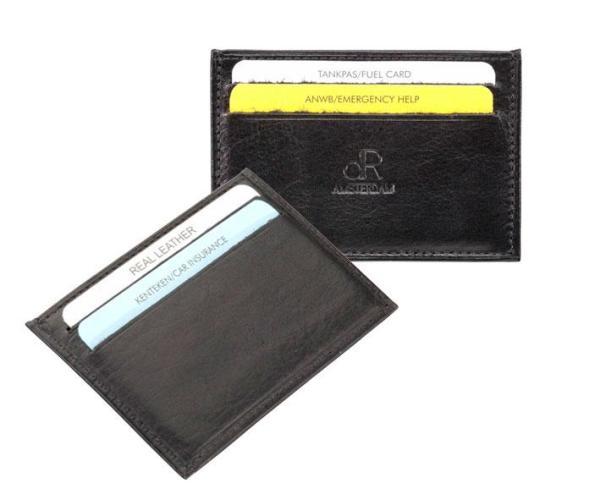 Creditcard portemonnnee (Frans portemonnee`tje)