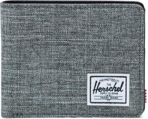 Herschel Supply Co. Hank Portemonnee - Raven Crosshatch