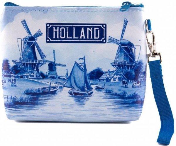 Matix - Portemonnee/tasje - Delftsblauw