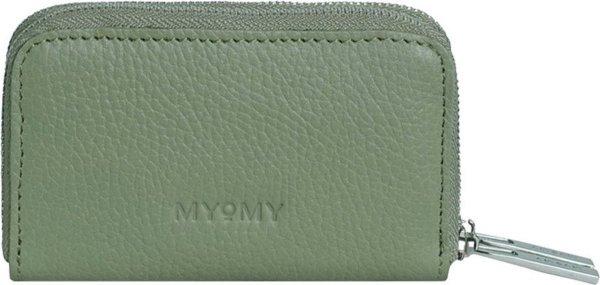 MyoMy My Wallet Medium rambler green