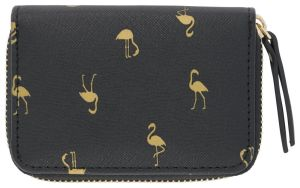 HEMA Portemonnee 8x11 Flamingo