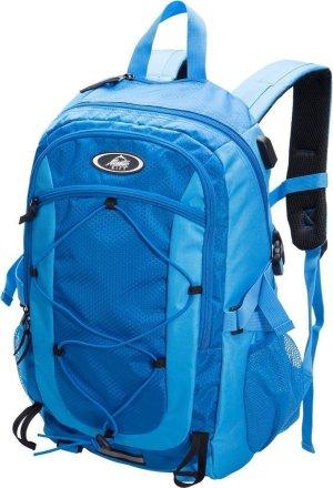 Monzana Sportrugzak 25L blauw