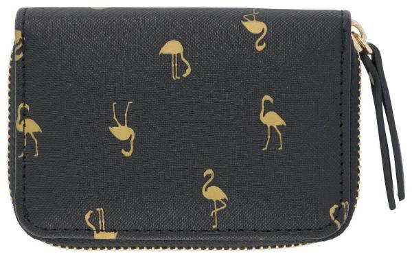 Portemonnee 8x11 Flamingo