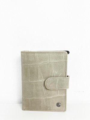 Castelijn & Beerens - Cocco Dames portemonnee rits 6 pasjes RFID | taupe - Taupe