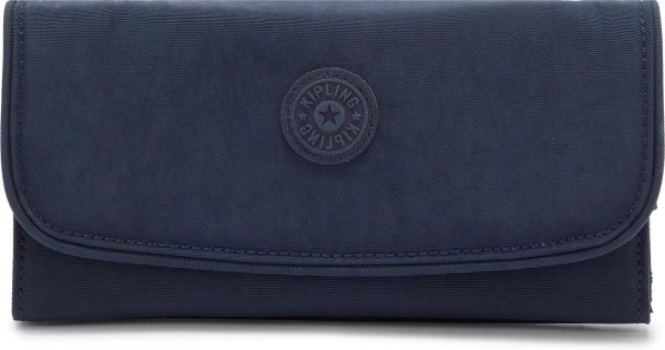 Kipling Money Land Portemonnee - Blue Bleu 2