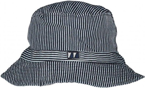 Seven-One-Seven Jongens accessoires Seven-One-Seven Bertie buckethat Dream blue 2