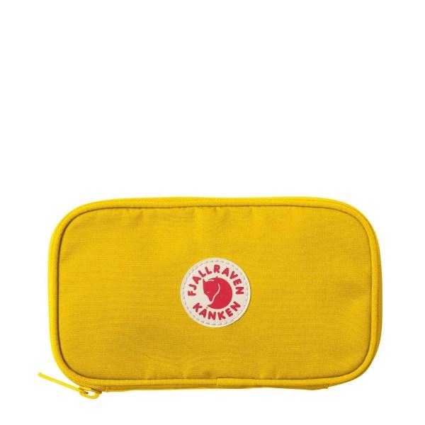 Fjällräven Kanken Travel Wallet Warm Yellow