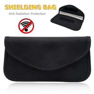 Autosleutelbehuizing met signaalblokkering - RFID-bescherming
