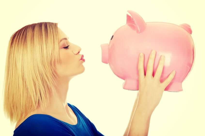 waar doet ze het van, waar doen ze het van, wdzhv, flair, rubriek, besparen, sparen, jong, geld sparen, veel geld sparen, geld besparen, kasboekje, kasboek