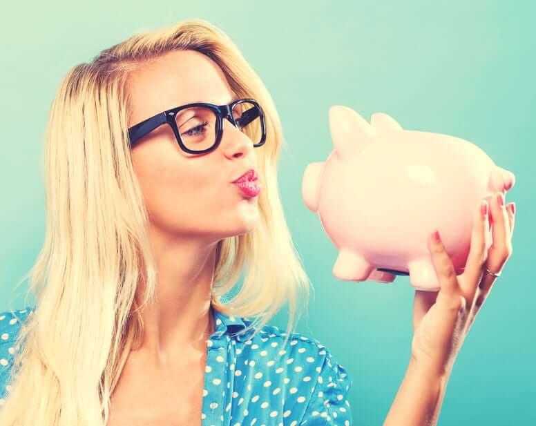money mindset sparen