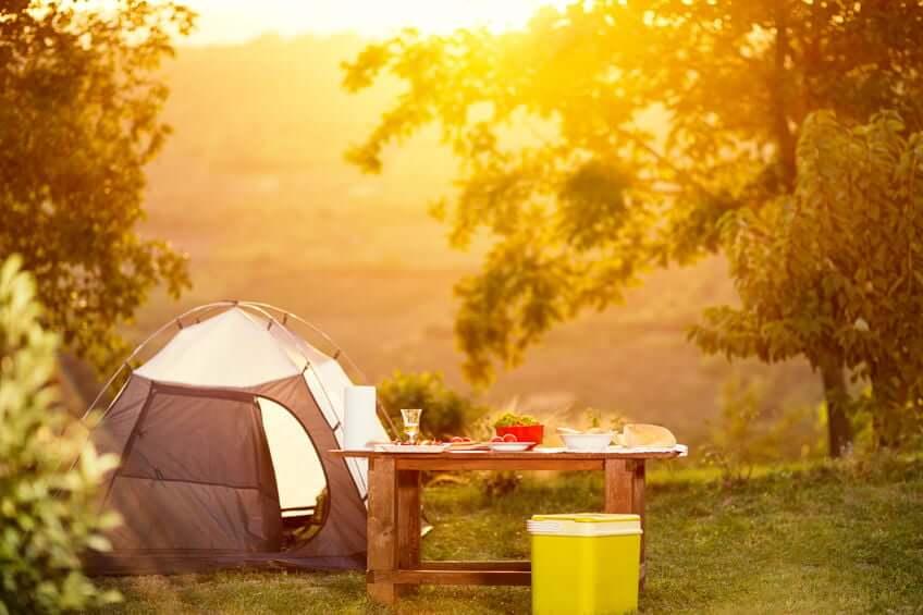 zomervakantie besparen