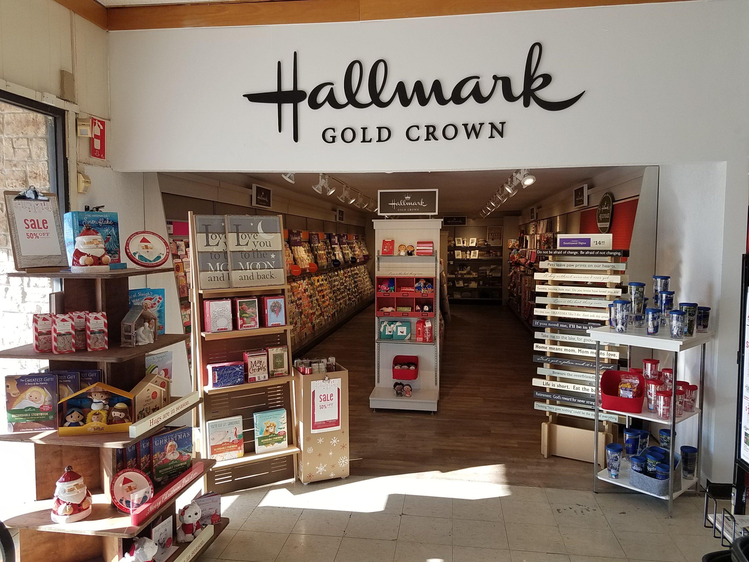 Hallmark Store Kearney Porters Building Centers