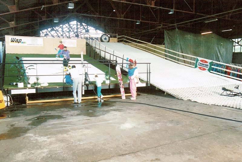 Portes du ski skischool winkel skionderhoud allignment aanpassen