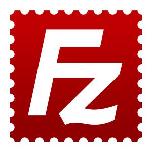 PORTFO_LIO - logo FileZilla