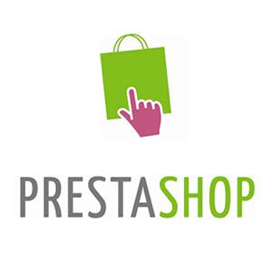 PORTFO_LIO - logo Prestashop