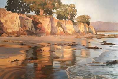 Cliffs of the Golden West