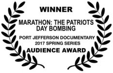 port jeff marathon the patriots day bombing film audience award spring 2017