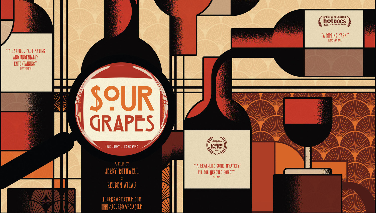 sour grapes documentary port jeff