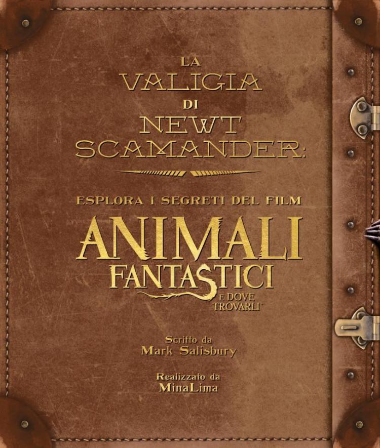 La valigetta di Newt Scamander