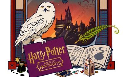 back to hogwarts