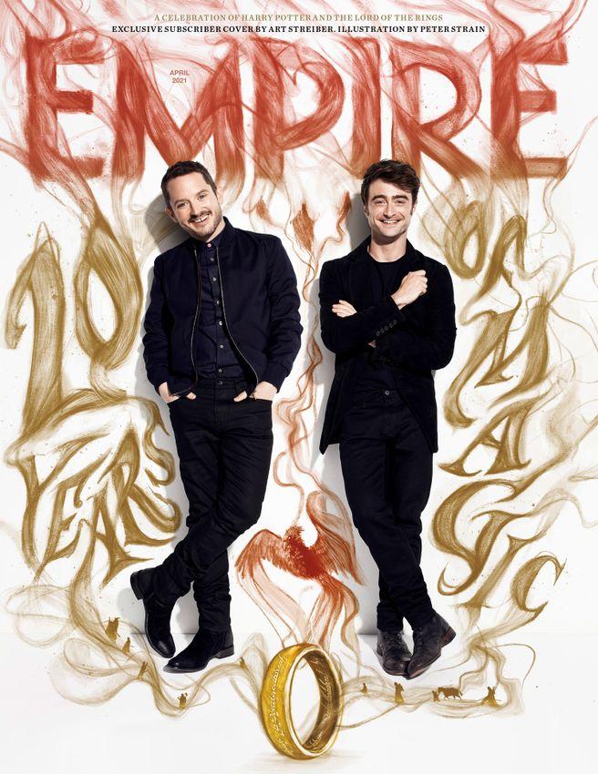 Daniel Radcliffe Elijah Wod Harry Potter