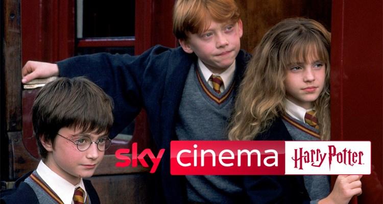 Harry Potter Sky Cinema