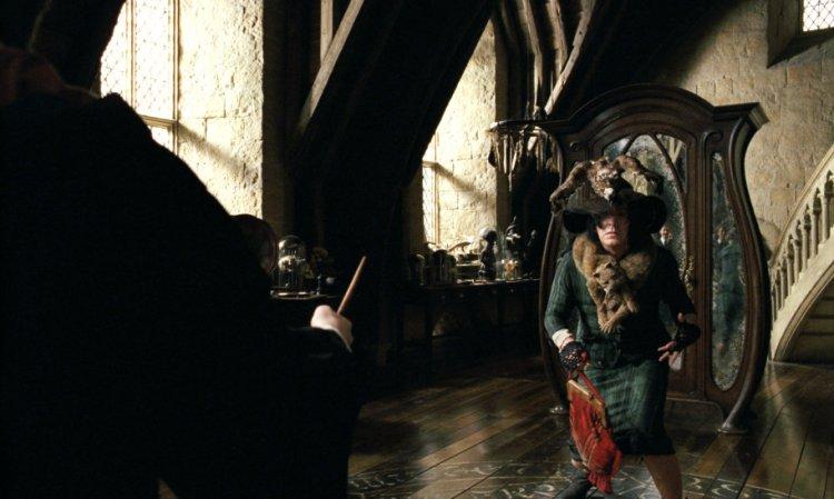 Harry Potter Neville Paciock Molliccio