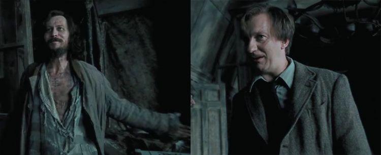 Harry Potter Sirius Lupin