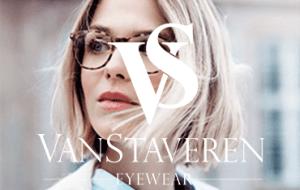 Van Staveren Eyewear logo model
