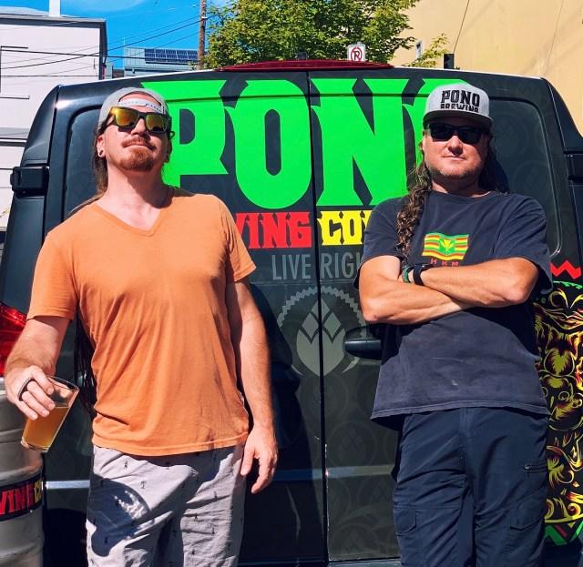 Pono Brewing Oatmeal Pale Ale For Portland BLT Week 2019